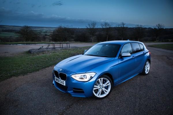 BMW 1 Series Register