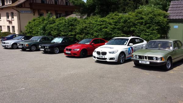 Overseas BMW Car Club Region