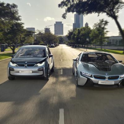 BMW i Series