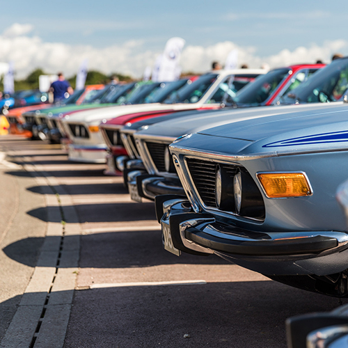 BMW Sharknose Collection