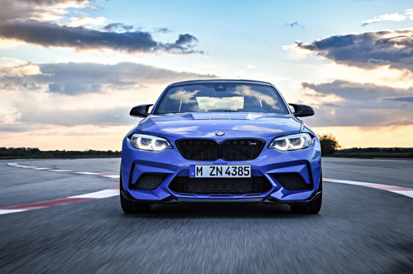 New BMW M2 CS: 444bhp run-out special leaks out