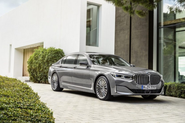 BMW updates the 7 Series, 8 Series, X5, X6 and X7 models in Spring 2020