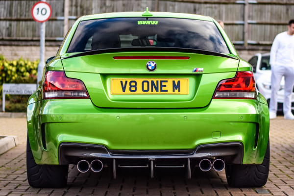 Straight Six Throwback: What happens when you cross a V8 with a 1 series?
