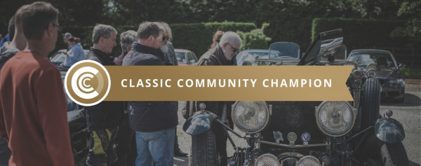 THE HUNT IS ON TO CELEBRATE THE NATION'S 'CLASSIC COMMUNITY CHAMPIONS'