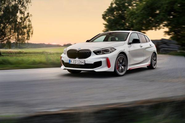 The new BMW 128ti.