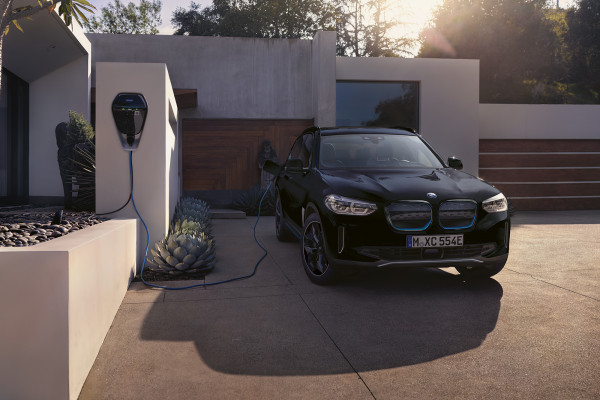 BMW announces iX3 pricing and specification for the UK.