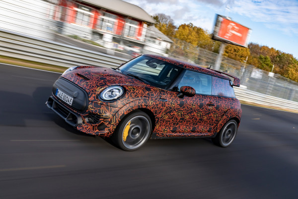 MINI develops concepts for electric John Cooper Works models.