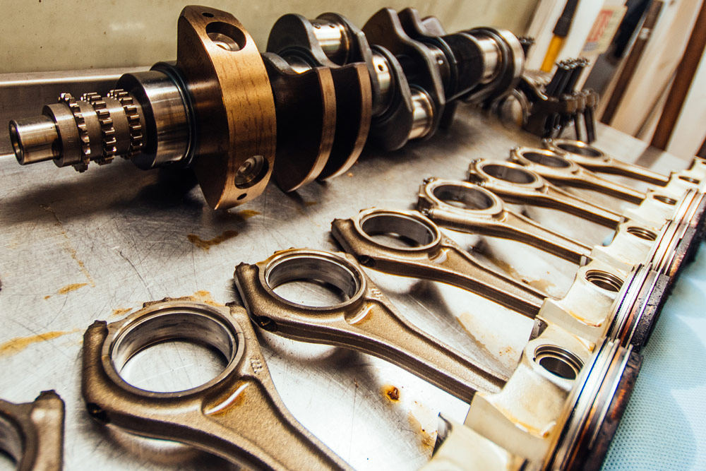 Discounting, Parts and Servicing