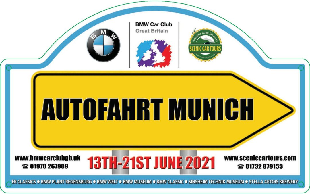3 Series Munich Trip 2021