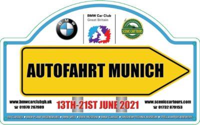 3 Series Munich Trip 2021