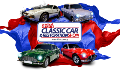 Practical Classic Car Restoration Show2020
