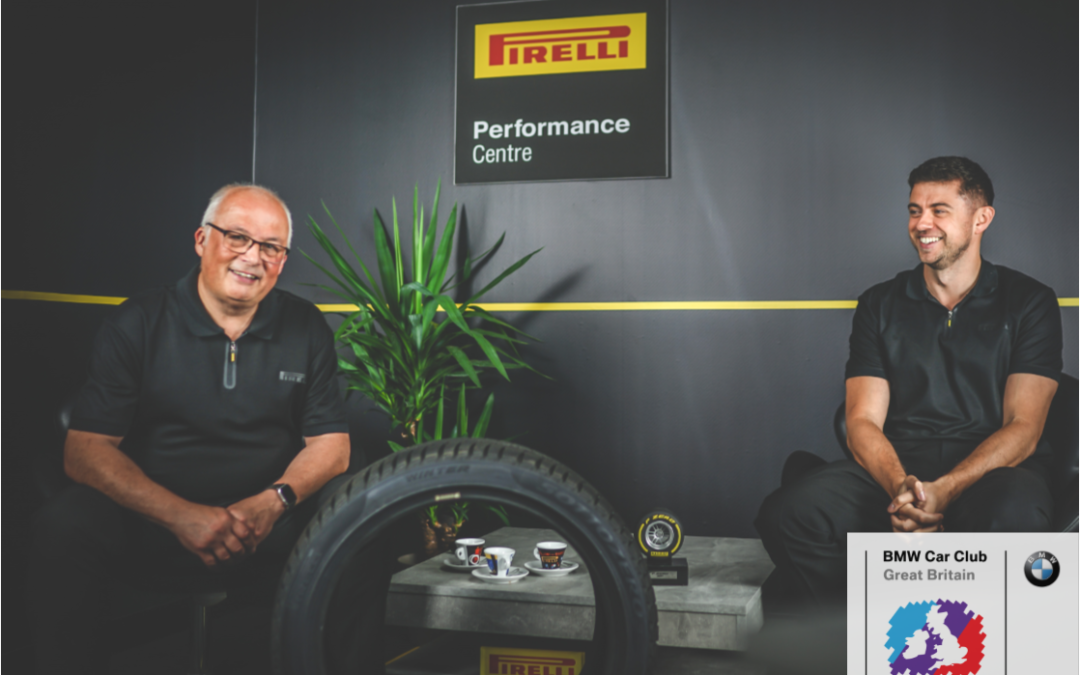 Exclusive Virtual Pirelli Event for BMW Car Club GB – 17th March