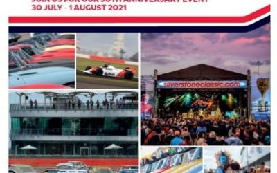 Classic Silverstone – Member Booking Code