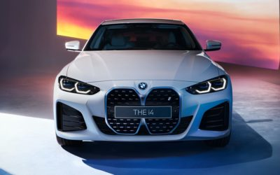 New 2021 electric BMW i4 revealed in M Sport guise