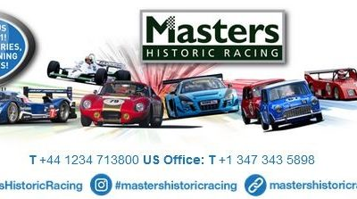 BRANDS HATCH, UK: MASTERS HISTORIC FESTIVAL MAY 29 – MAY 30