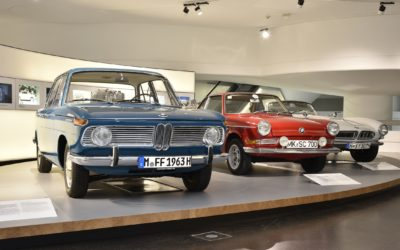 BMW Museum exhibition // Your chance to make a contribution
