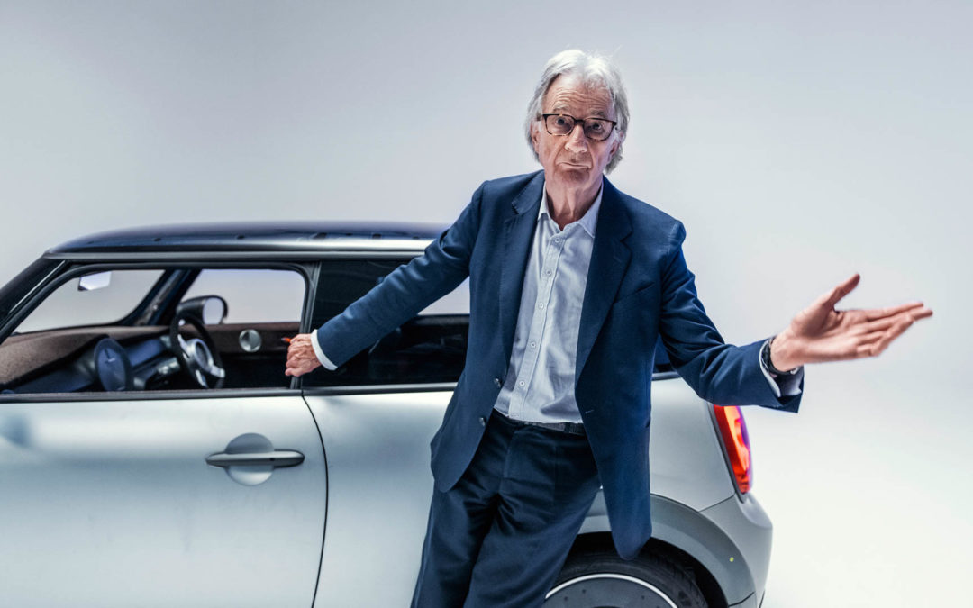 MINI STRIP. Sustainable design with a twist, by Paul Smith.