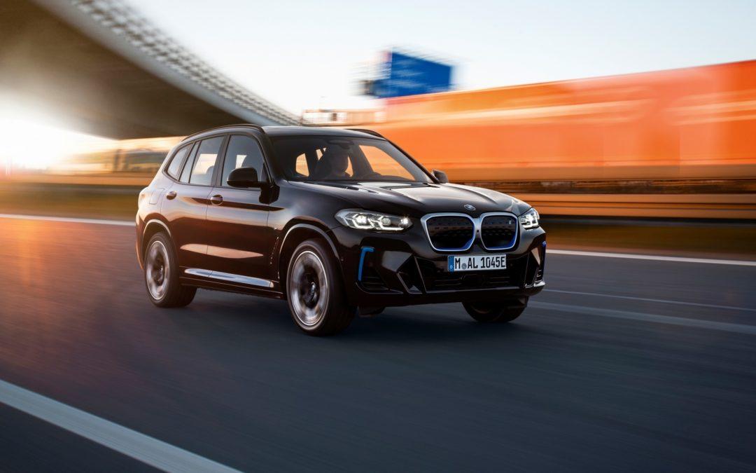 The new BMW iX3
