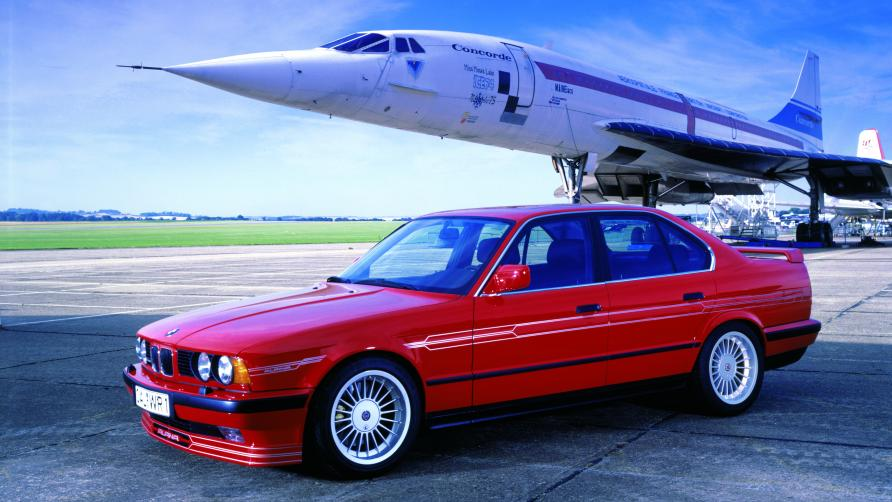 Glorious pictures of Classic ALPINA models