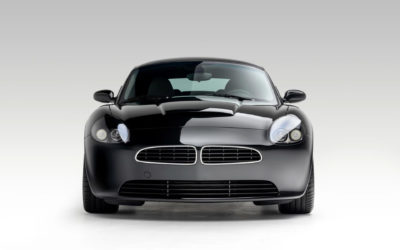 Smit Vehicle Engineering imagines a BMW Z8 Coupe with Oletha.