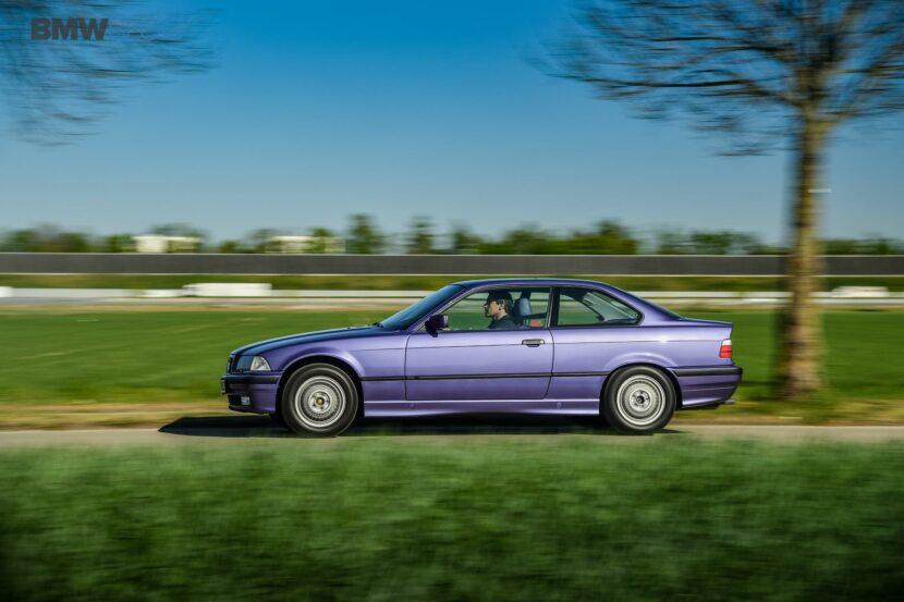 BMW 320i E36 vs. BMW 325i E36