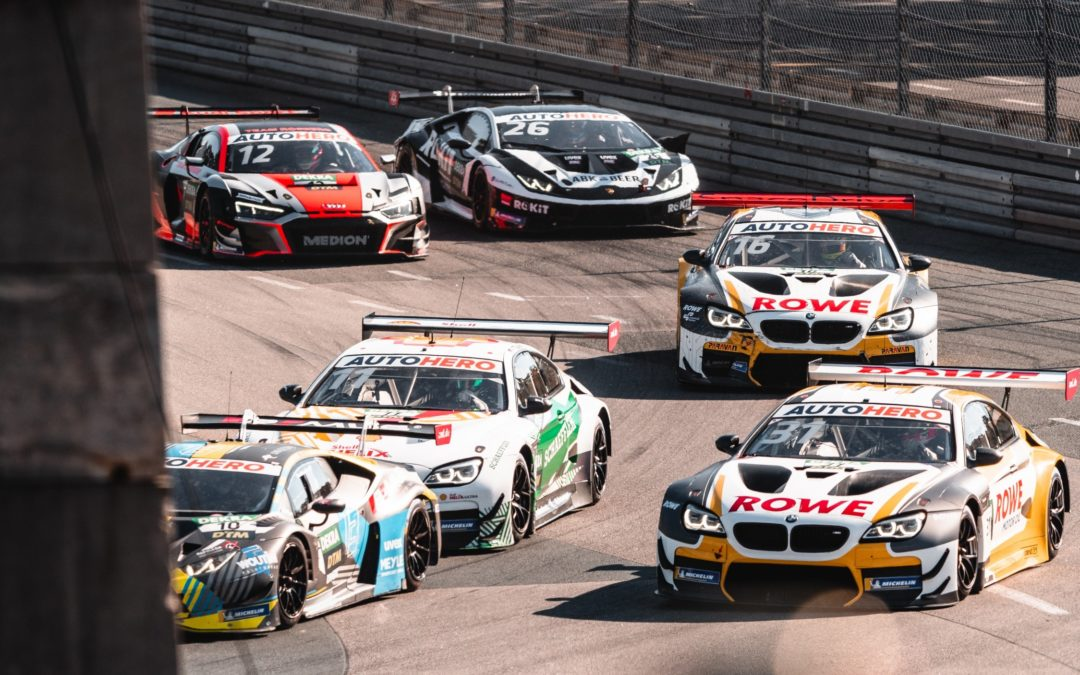 Big BMW M Motorsport show at the Norisring, with title wins, racing legends and a farewell to the BMW M6 GT3