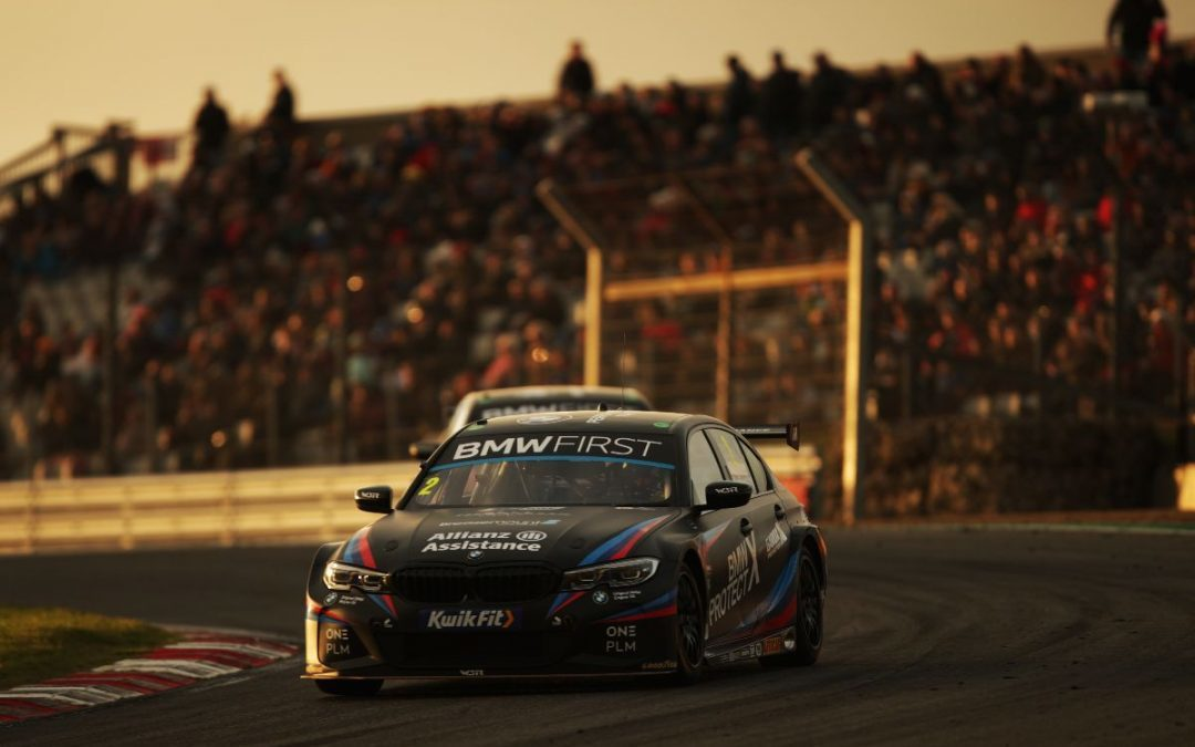 Team BMW win record-breaking sixth straight BTCC Manufacturers' Crown