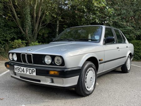 1990 E30 316i. Entirely original E30, 30k miles, 2 owners. Must be seen.